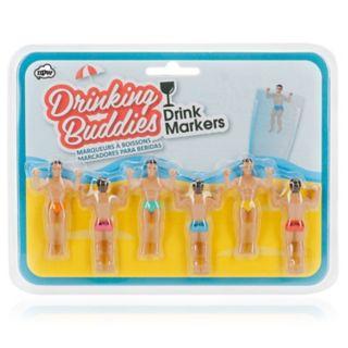 Bosom Buddies Male Drink Markers