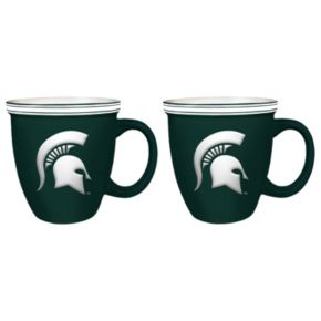 Boelter Michigan State Spartans Bistro Mug Set