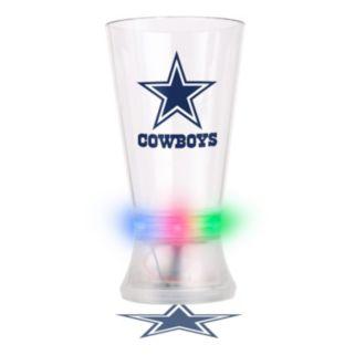Boelter Dallas Cowboys Projector Light-Up Pint Glass