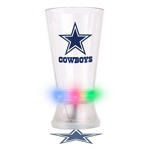aa0ca264 Boelter Dallas Cowboys Projector Light-Up Pint Glass