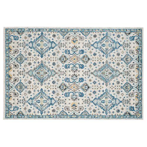 Safavieh Evoke Alie Framed Floral Rug