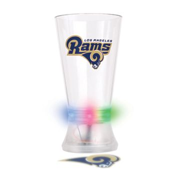 Boelter Los Angeles Rams Projector Light-Up Pint Glass