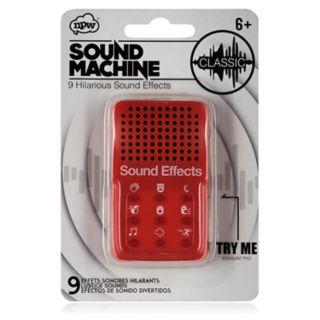 Sound-Effect Machine