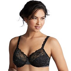 0d669306b2 Bali Bras  Lace Desire Lightly Lined Underwire Bra 6543