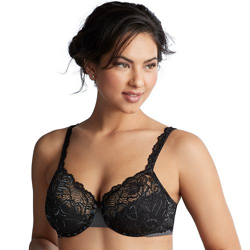 Womens Bali Bali® Lace Desire® Unlined Full Figure Underwire Bra 6543