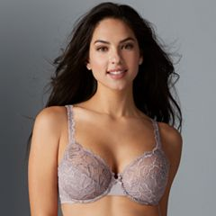 Bali Bras: Lace Desire Lightly Lined Underwire Bra 6543