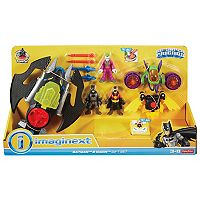 Fisher-Price Imaginext DC Comics Super Friends Set