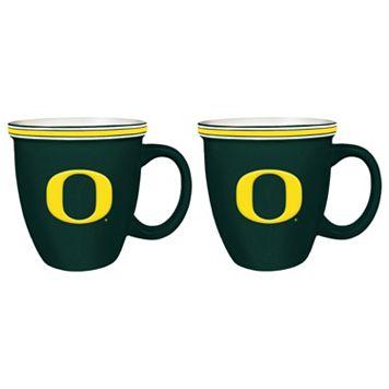 Boelter Oregon Ducks Bistro Mug Set