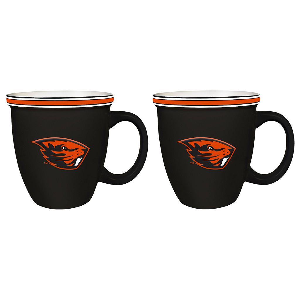 Boelter Oregon State Beavers Bistro Mug Set