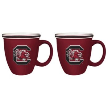 Boelter South Carolina Gamecocks Bistro Mug Set