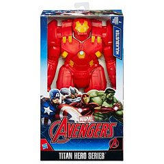 Marvel Titan Hero Series 12 in Hulkbuster Figure by Hasbro