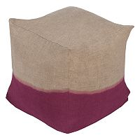 Decor 140 Itoku Linen Pouf