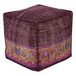 Decor 140 Jasindo Wool Pouf