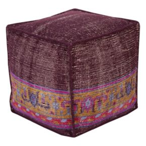 Decor 140 Jasindo Wool Pouf
