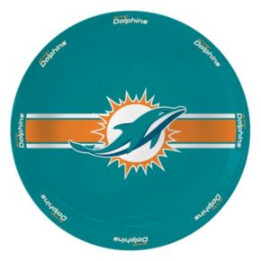 Boelter Miami Dolphins Serving Plate