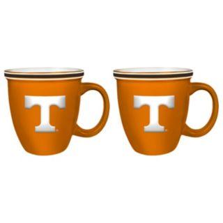 Boelter Tennessee Volunteers Bistro Mug Set