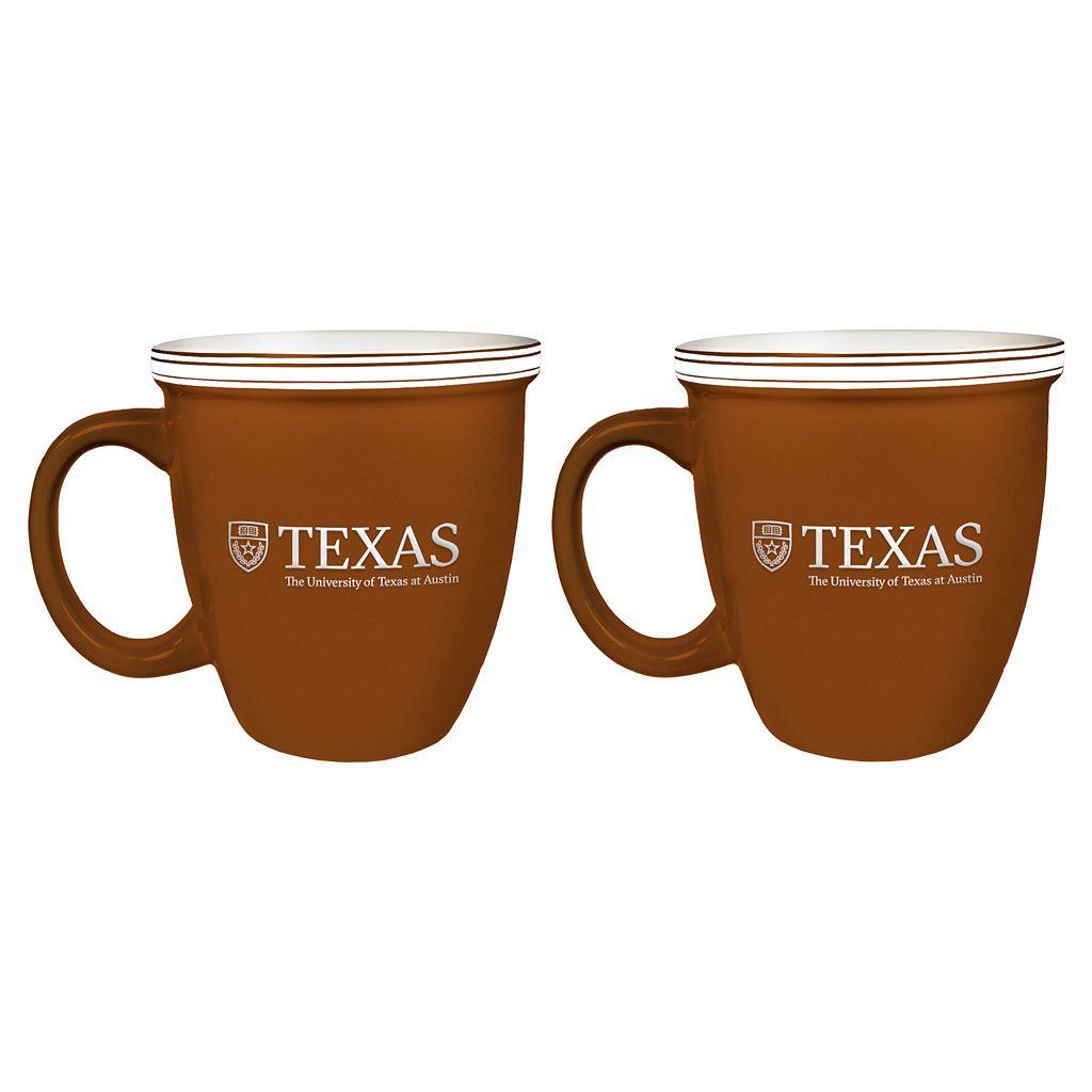 Boelter Texas Longhorns Bistro Mug Set