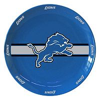 Boelter Detroit Lions Serving Plate