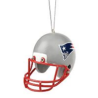 Forever Collectibles New England Patriots Helmet Christmas Ornament