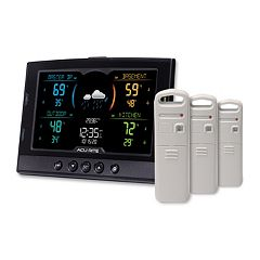 AcuRite Home Temperature & Humidity Station Multi-Sensor Monitor