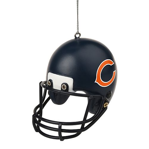 - Forever Collectibles Chicago Bears Helmet Christmas Ornament