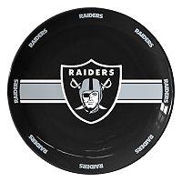 Boelter Oakland Raiders Serving Plate