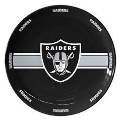 Boelter Oakland Raiders Serving Plate