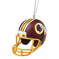 Forever Collectibles Washington Redskins Helmet Christmas Ornament