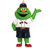 Forever Collectibles Boston Red Sox Wally the Green Monster Christmas Ornament