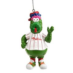 Forever Collectibles Philadelphia Phillies Phillie Phanatic Christmas Ornament