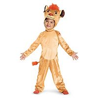 Disney's The Lion Guard Kion Toddler Costume