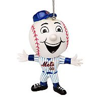 Forever Collectibles New York Mets Mr. Met Christmas Ornament