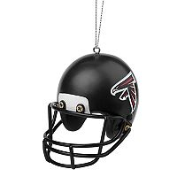 Forever Collectibles Atlanta Falcons Helmet Christmas Ornament