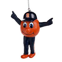 Forever Collectibles Syracuse Orange Otto the Orange Christmas Ornament