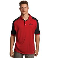 Men's Antigua Arkansas Razorbacks Century Polo