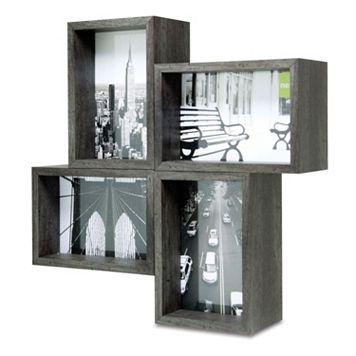 Nexxt Bricks Block 4-opening Collage Frame