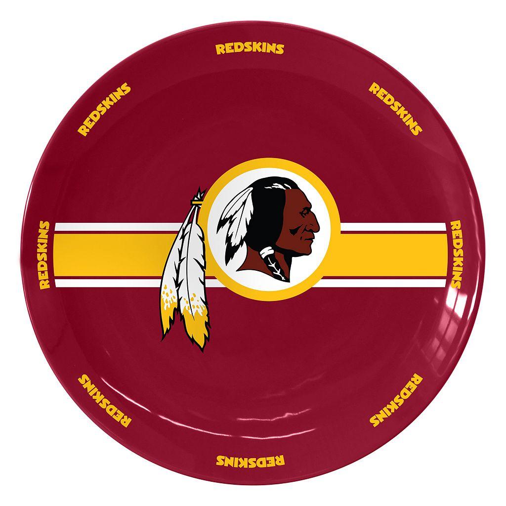 Boelter Washington Redskins Serving Plate