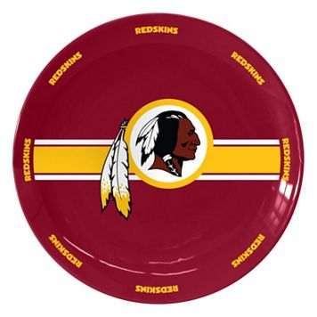 Boelter Washington Redskins Serving Plate