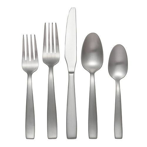Oneida Everdine 45-pc. Flatware Set
