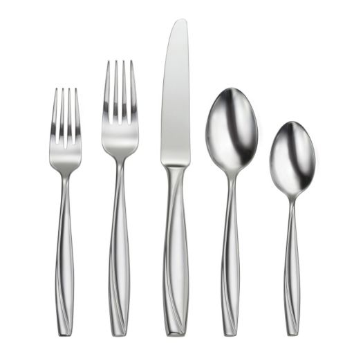 Oneida Camlynn Mirror 45-pc. Flatware Set