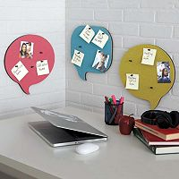 Nexxt Chat Cork Board Set
