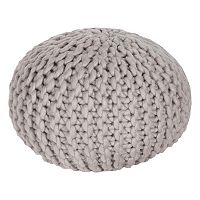 Decor 140 Vila Wool Pouf