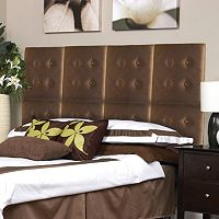 Nexxt Luxe Upholstered Headboard Wall Panels 8-piece Set