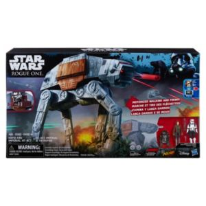 Star Wars: Rogue One Rapid Fire Imperial AT-ACT RC Vehicle by Nerf