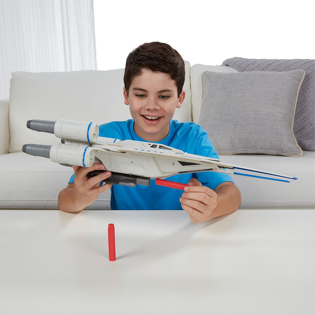Star Wars: Rogue One Nerf Rebel U-Wing Fighter