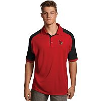 Men's Antigua Louisville Cardinals Century Polo