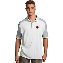 Men's Antigua Louisville Cardinals Century Polo