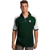 Men's Antigua Michigan State Spartans Century Polo