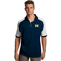 Men's Antigua Michigan Wolverines Century Polo
