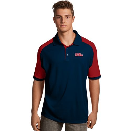 Men's Antigua Ole Miss Rebels Century Polo